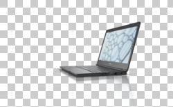 FUJITSU Notebook LIFEBOOK U7410 - right sight view
