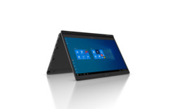FUJITSU Tablet LIFEBOOK U9310X BLACK - Folded - Windows 10 screen