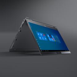 FUJITSU Tablet LIFEBOOK U939X - Product Image tent-view black - Windows 10 screen