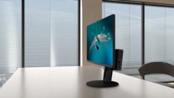 Fujitsu AIO Solution P27-9 TS QHD + Mounting Kit + G9010  - V 5