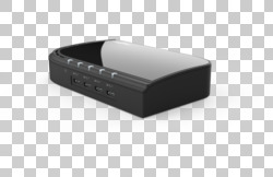 FUJITSU Accessory USB-C Hub 4 Ports - right
