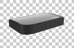 FUJITSU Accessory USB-C Hub 4 Ports - rear, interfaces