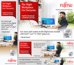 Smart Workplace - online banner pack (static)