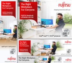 Smart Workplace - online banner pack (animated)