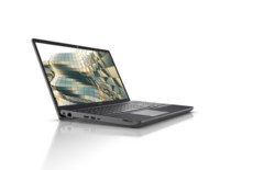 FUJITSU Notebook LIFEBOOK A3510 - left side view