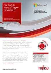 Flyer: PRIMEFLEX for Microsoft Storage Spaces Direct