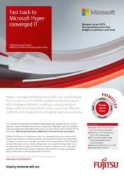 Brochure: PRIMEFLEX for Microsoft Storage Spaces Direct