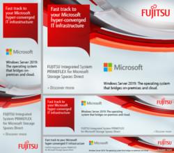 Web banner: PRIMEFLEX for Microsoft Storage Spaces Direct (various formats)