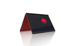 FUJITSU Tablet LIFEBOOK U9311X RED - Folded