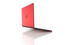 FUJITSU Tablet LIFEBOOK U9311X RED - Back Left