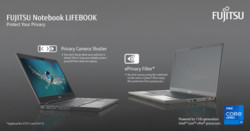 Notebook LIFEBOOK Feature Banner Protect Your Privacy