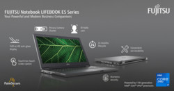 Fujitsu Notebook LIFEBOOK E5x11 Feature Banner