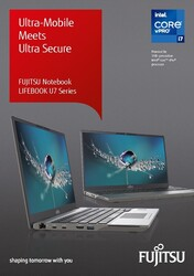 Fujitsu Notebook LIFEBOOK U7 Series Brochure