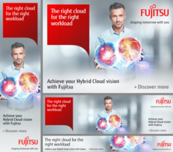 Hybrid Cloud - Online Banner Pack (static)