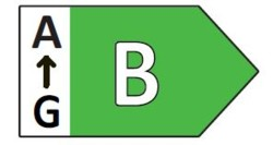 EU Energy Label B