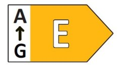 EU Energy Label E