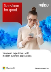 Transform for Good: Transform experiences with modern business applications