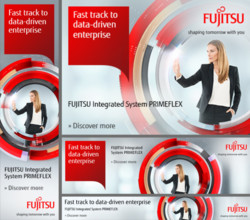 Web banner (various formats): PRIMEFLEX Integrated Systems