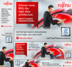 Web banner (various formats): PRIMEFLEX for Virtualization