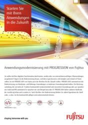 Anwendungsmodernisierung mit PROGRESSION von Fujitsu