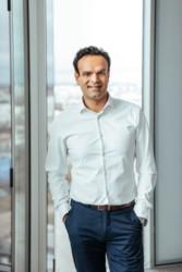 Santosh Wadwa, Head of Product Channel Sales, Central Europe