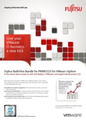 Flyer: B4Y - PRIMEFLEX for VMware vSphere (partner)