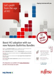 Flyer - Boost HCI adoption with our new Nutanix Built4You Bundles