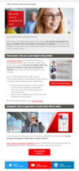 Email Template 2:  Security Culture - Panel Session & Infographic