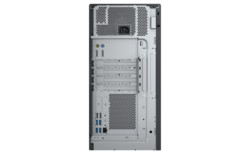 FUJITSU Workstation CELSIUS W5011 - rear view