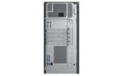 FUJITSU Workstation CELSIUS W5011 - rear view