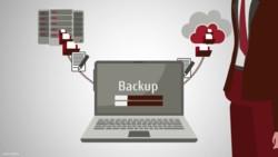 Animation: Fujitsu solutions with Veritas NetBackup