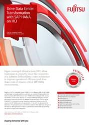 Flyer: SAP HANA on PRIMEFLEX for VMware vSAN