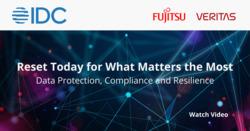 Banner Webinar IDC Fujitsu Veritas