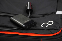 Car Adapter on Prestige Case