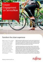 Citizen Engagement Datasheet