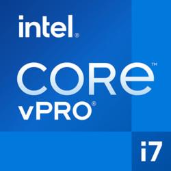 Intel 11th Core i7 vPRO Processor Logo