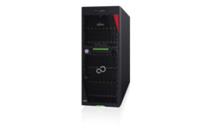 Videoflash: FUJITSU Server PRIMERGY TX1330 M5 - Highly expandable new-generation server for typical SME business requirements