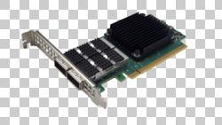 Eth controller MCX6-DX 100Gb QSFP28