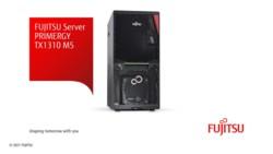 Videoflash: FUJITSU Server PRIMERGY TX1310 M5 - An ideal modern server for your essential workloads