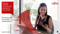 How can S/4HANA unlock the full potential of your people? The Fujitsu guide to successful transformation