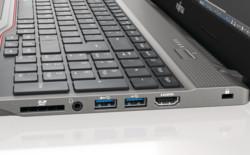 FUJITSU Workstation CELSIUS H5511 - Cutout Right